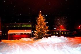 Julstämning dan före dan