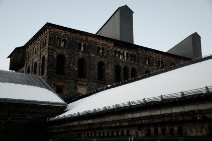Gammal byggnad i Koppardalen
