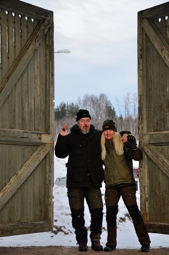 Porten till det nya