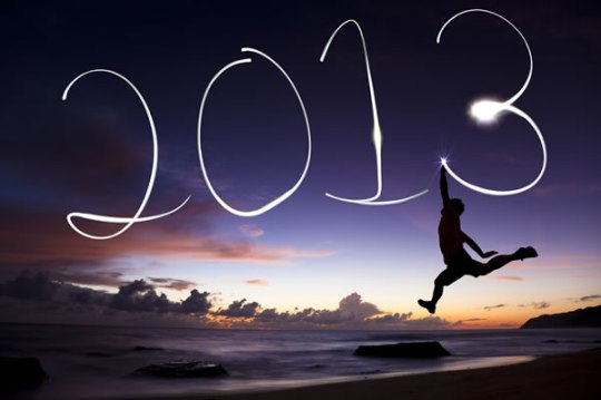 Gott Nytt År 2013