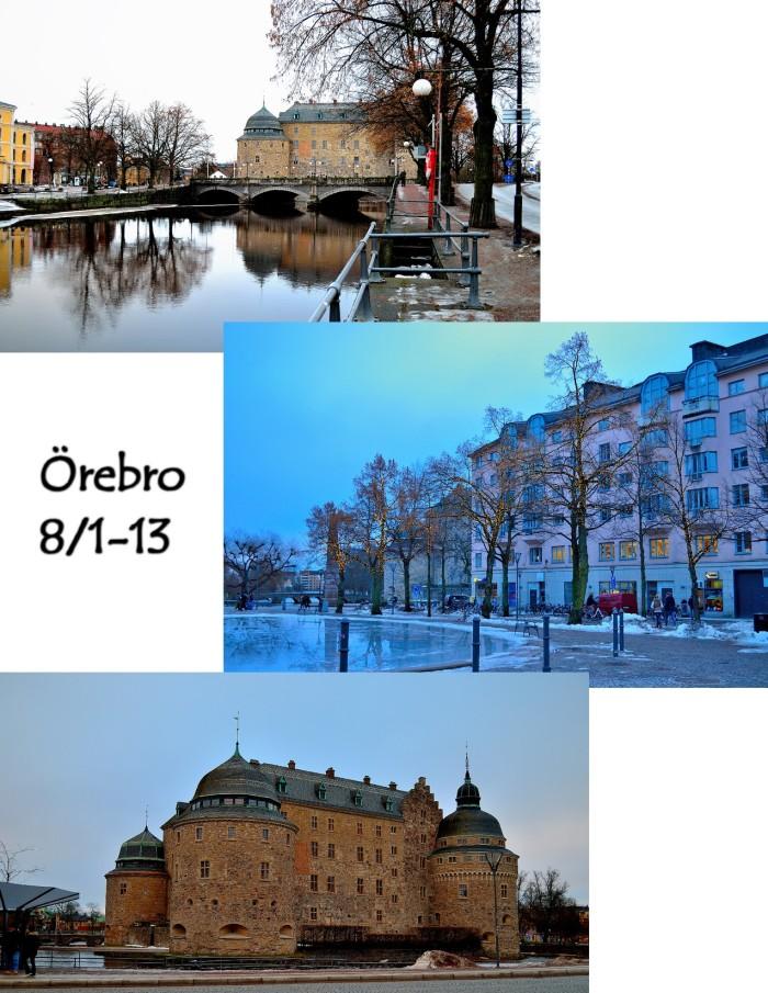 En dag i Örebro
