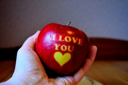 Manipulerat äpple