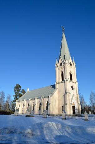 Kyrkan i Stjärnsund