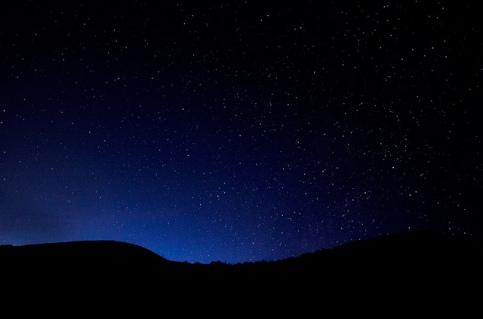 Under stjärnhimlen