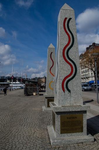 Upplysande obelisker