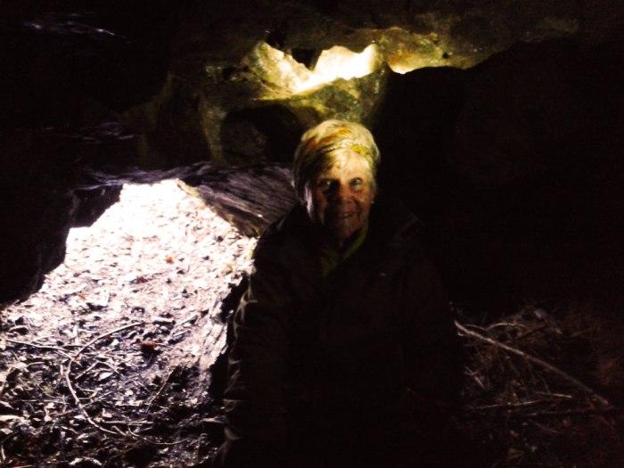 Grottan inifrån