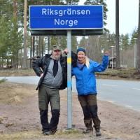 Vägen till Stavanger