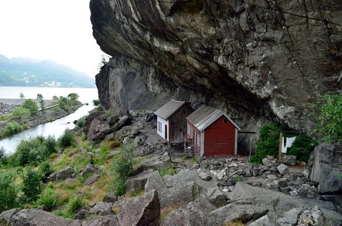 Husen vid Helleren