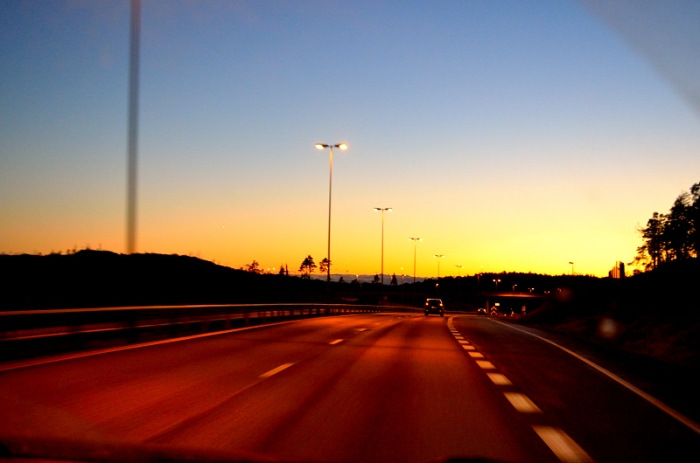 Tillbaka i Rogaland