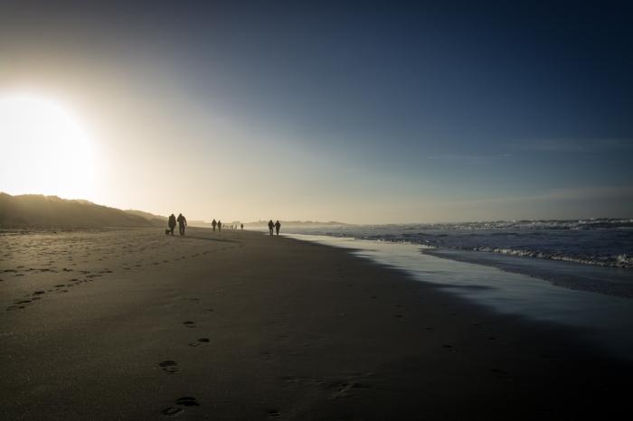 Hellestø strand
