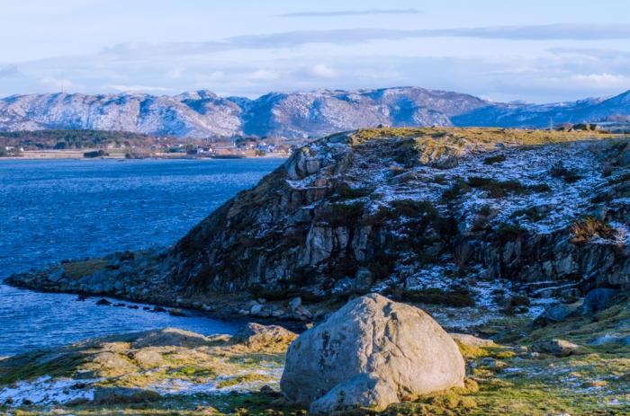 Klipporna på Hagøyna