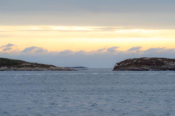 Utsikt från Melingsholmen