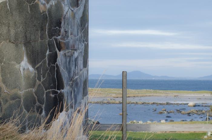 Bunkern och havet
