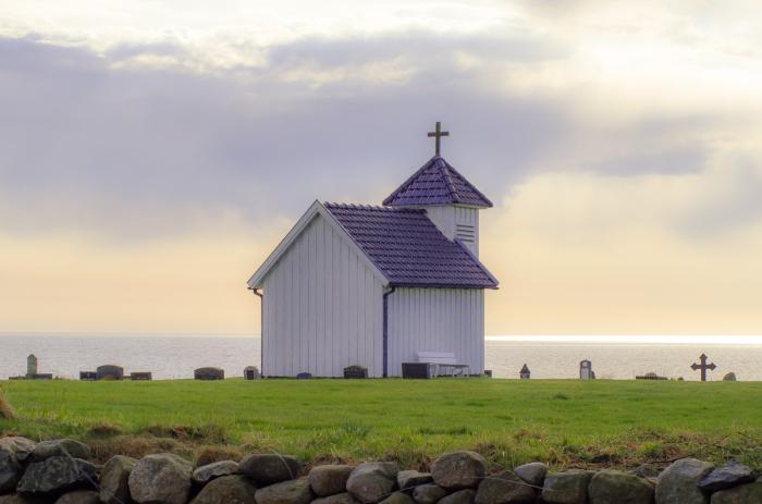 Ett mini-kapell