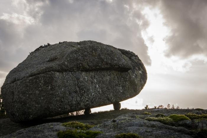 Sten på Lyefjell