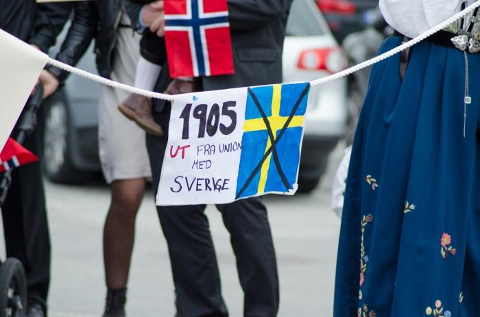 Bye bye Sverige