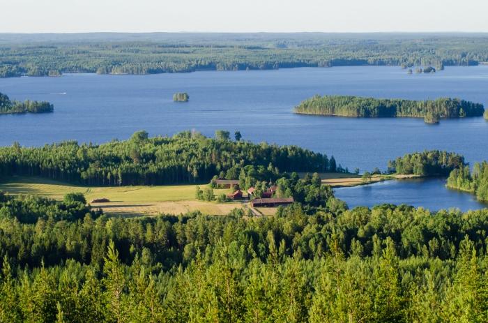 Utsikt över Åmänningen