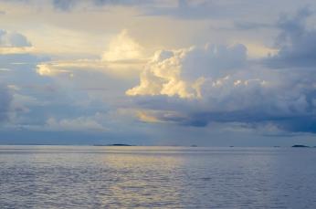 Moln och hav