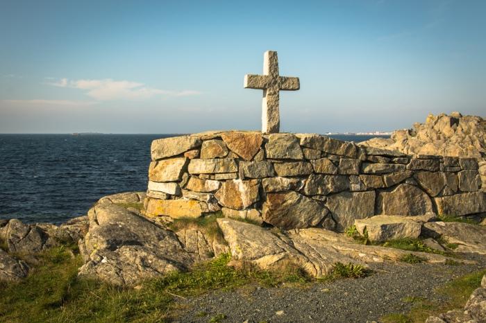Korset vid havet