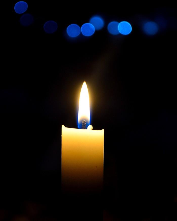 Ett ljus för de kära
