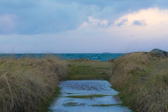 Vägen till havet
