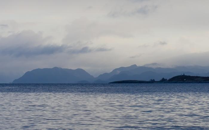 Utsikt från Åmøy