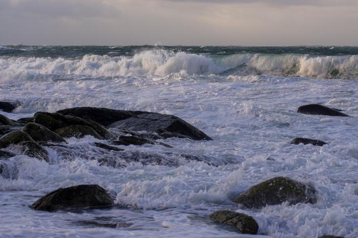 Havet kokar