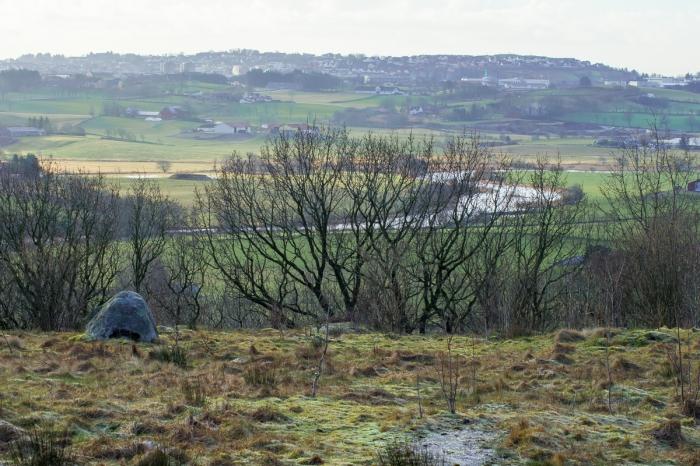 Utsikt från Helleberget