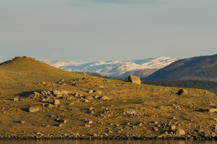Bergen i öst