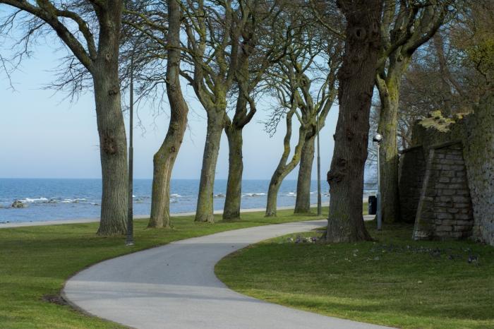 Strandväg