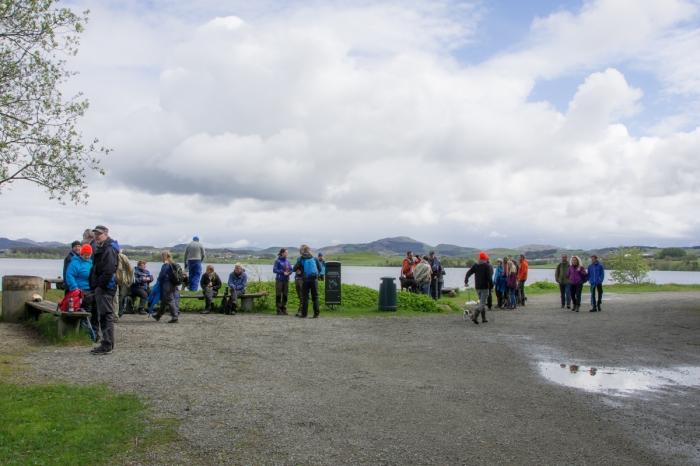 Eventet vid Frøylandsvatnet