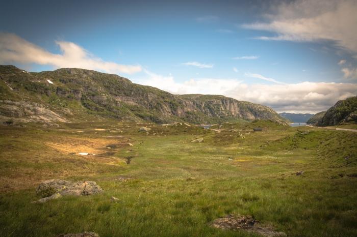 Utsikt från Lortabu