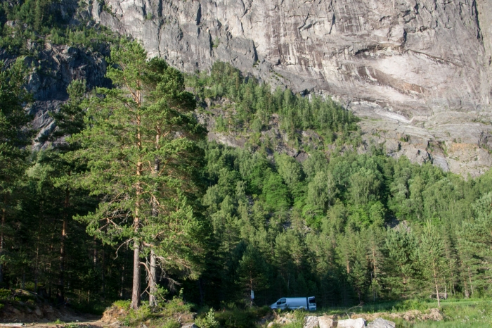 Vid Straumsfjellet