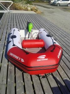 Vår lilla båt