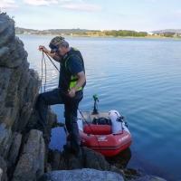 Båttur på Hafrsfjord