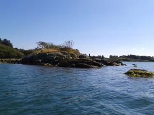 En liten ö