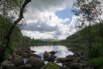 En fin liten sjö