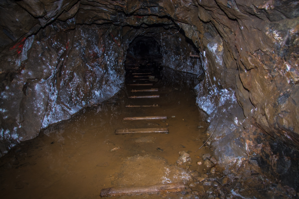 Wolframgruvan i Ørsdalen
