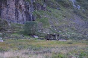 Gammal ruin