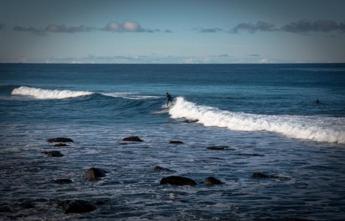 Vintersurfing