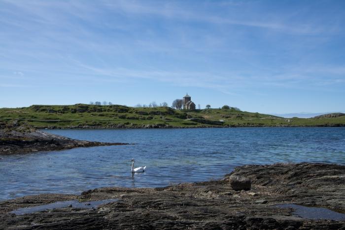 Utsikt från Bukkøy