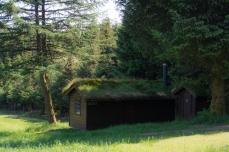 Gullig hytte