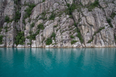 Turkost vatten