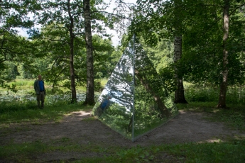 Spegelpyramid