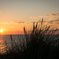 Solnedgång och Event