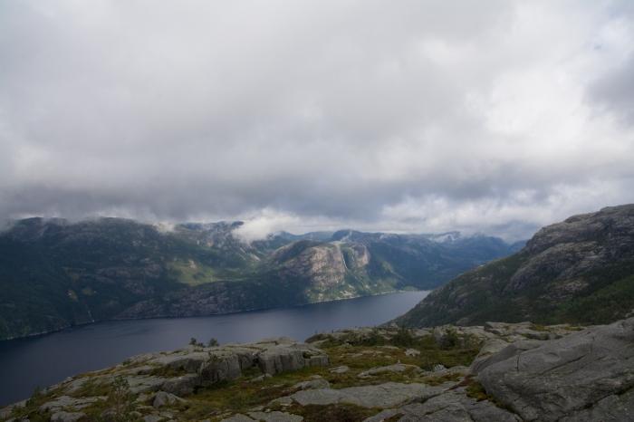 Utsikt från Sollifjellet