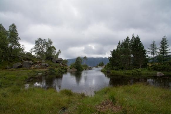 Vattnet vid Skrøylå