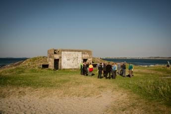 Bunker på Rægestranden