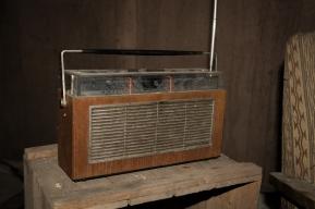 En Philips-radio