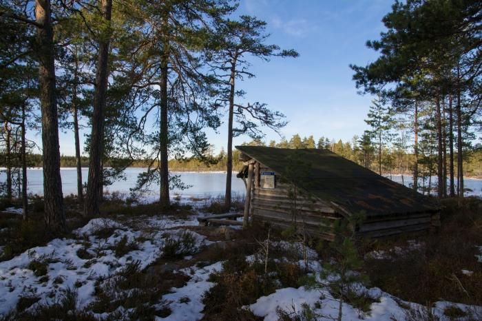Naturreservatet Lappland